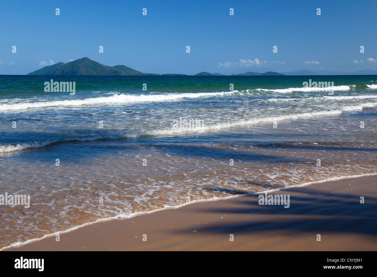 Dunk Island Queensland: Mission Beach Australia Stock Photos & Mission Beach