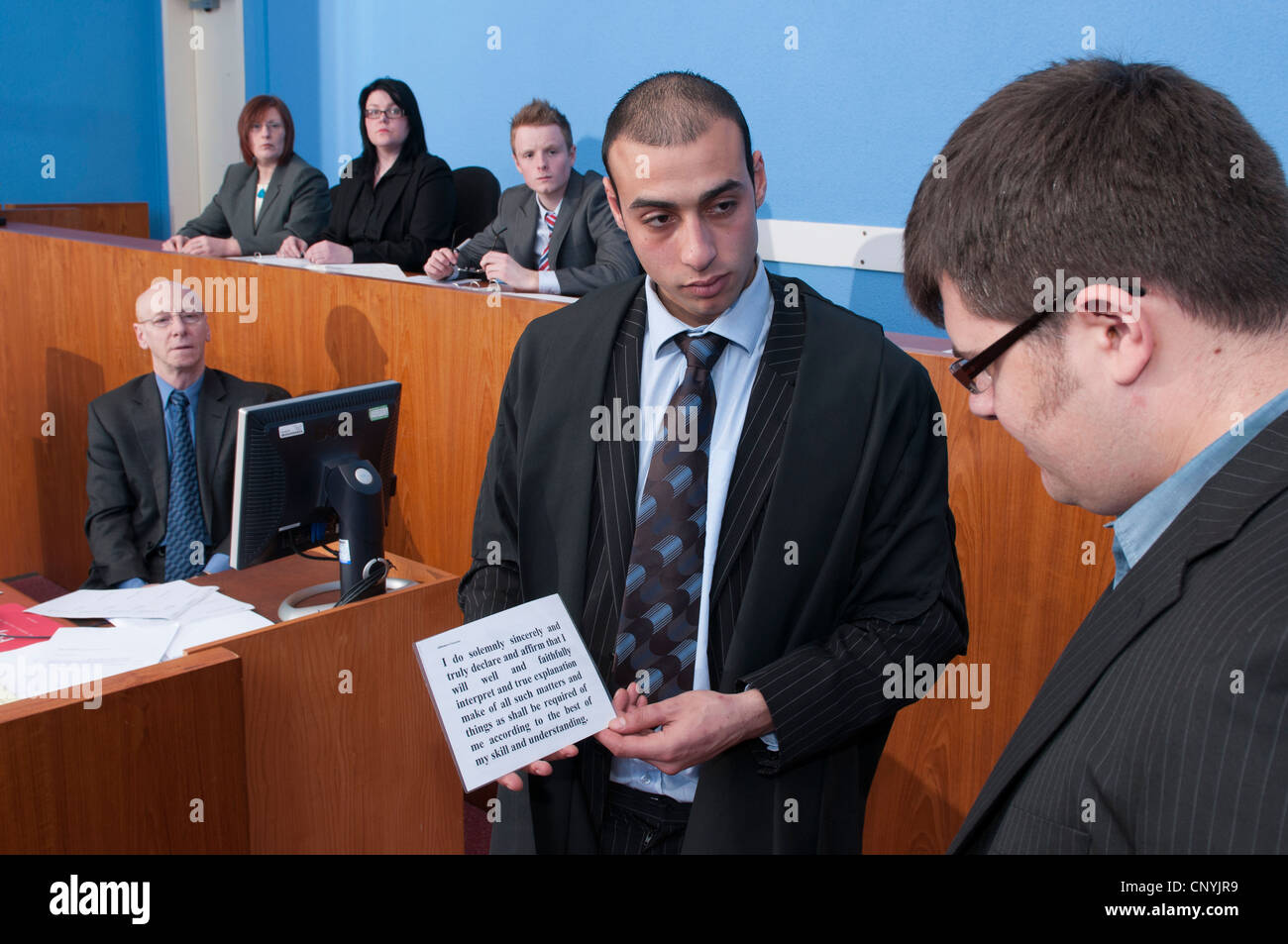 Swearing in Your Witness Abroad | Planet Depos Blog