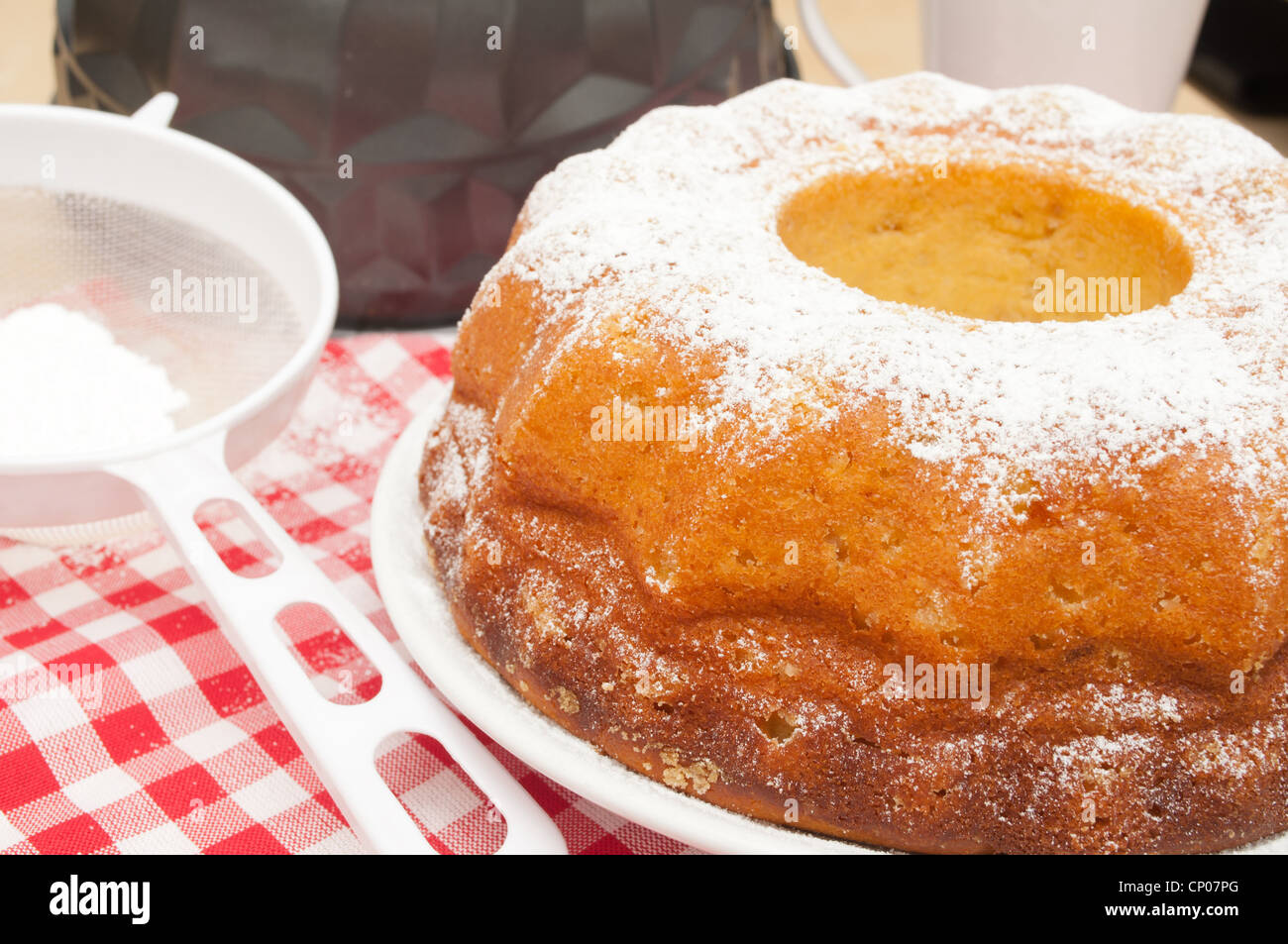 Baking Powder Sponge Stock Photos Amp Baking Powder Sponge