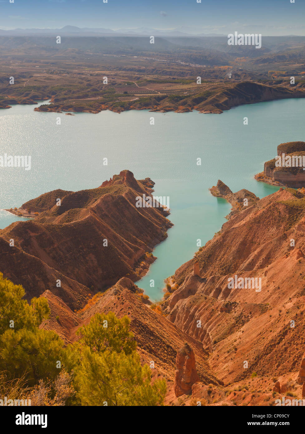 Spain Reservoir Stock Photos & Spain Reservoir Stock Images