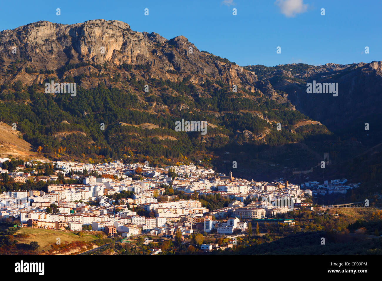 Cazorla, Jaen Province, Andalusia, southern Spain. - Stock Image