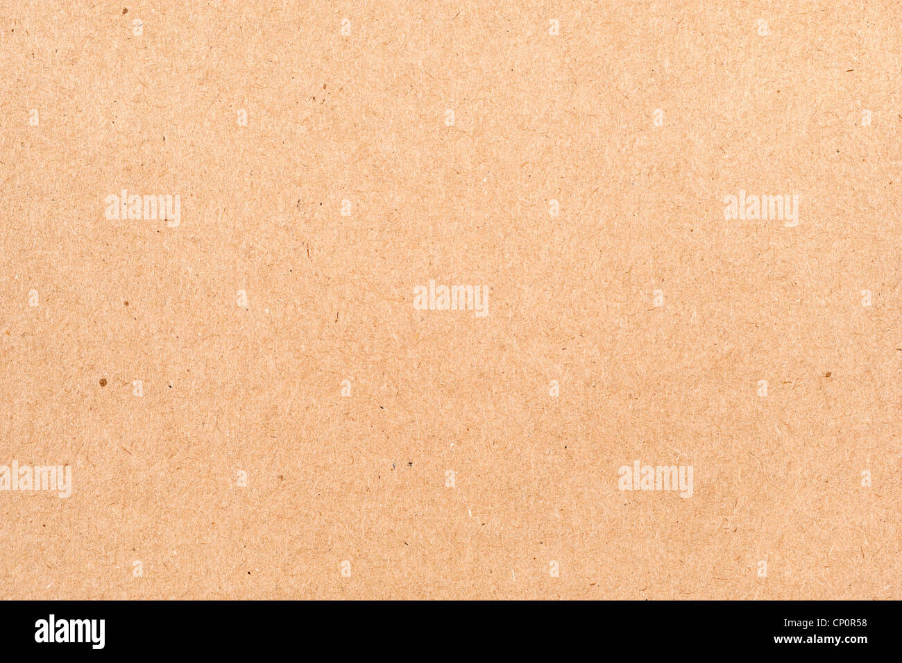 Close up of the side of a new cardboard box. Mainly for background use and design element. - Stock Image