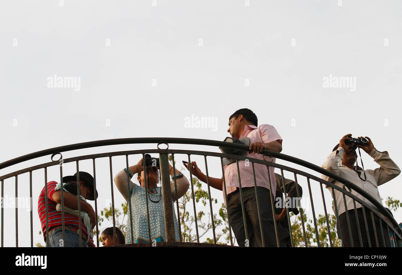 Group of photographers,Professional photographer,Photographers,Crowd,People,outdoor,Action,Reportage,s.l.r.camera,Photo - Stock Image