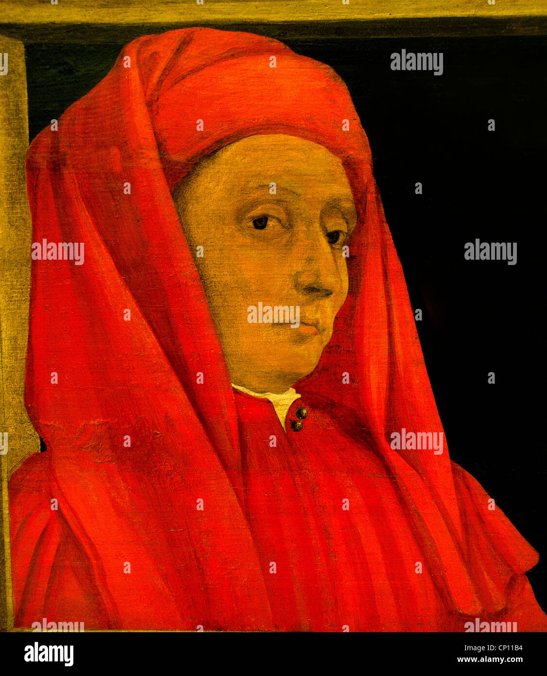 Ambrogio Bondone GIOTTO 1266-1336 The Renaissance Masters16th century  Italy Italian Stock Photo