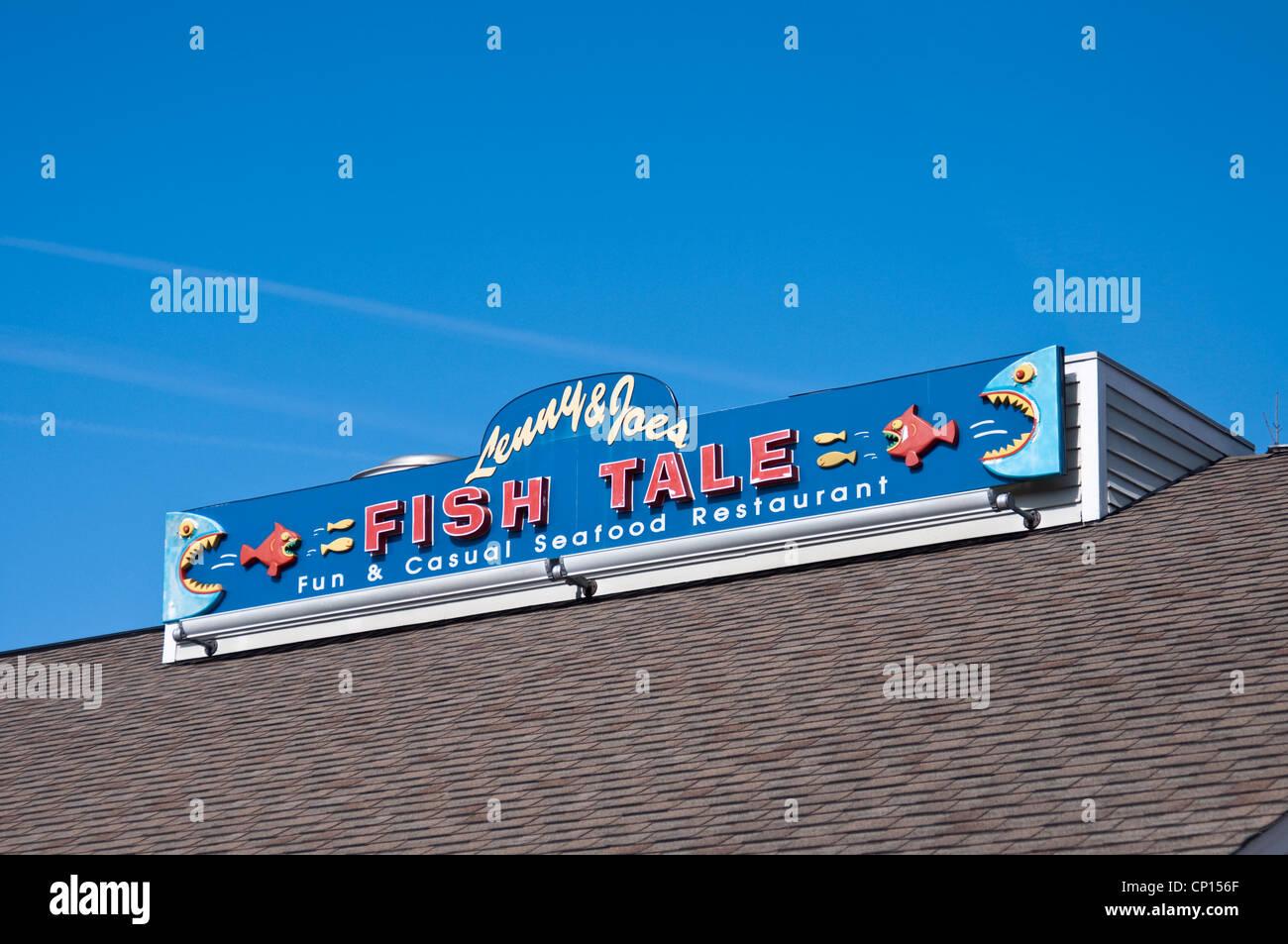 Lenny Joe S Fish Tale Seafood Restaurant In Madison