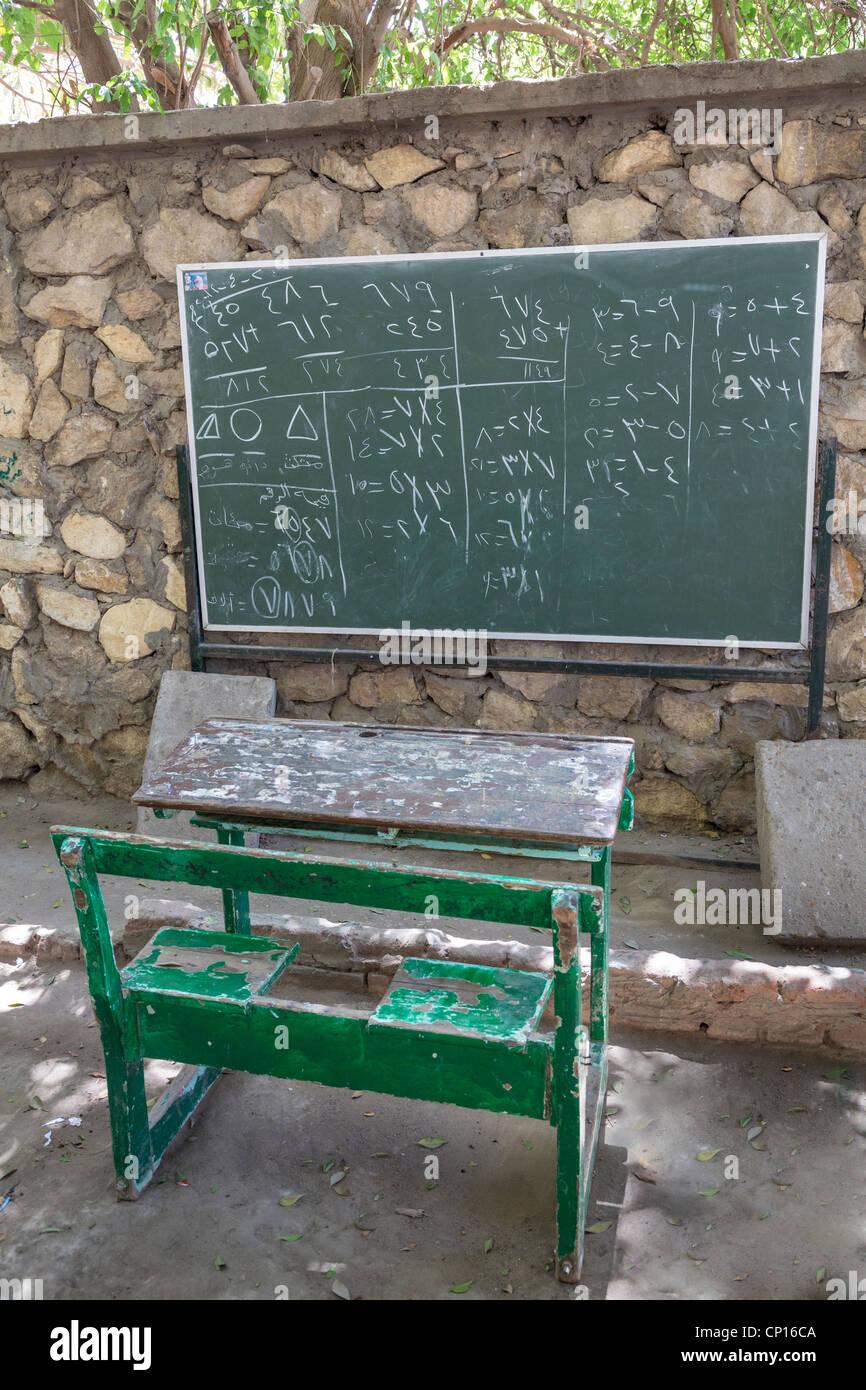 Swell Blackboard With Math Problems Outdoor Classroom School For Uwap Interior Chair Design Uwaporg