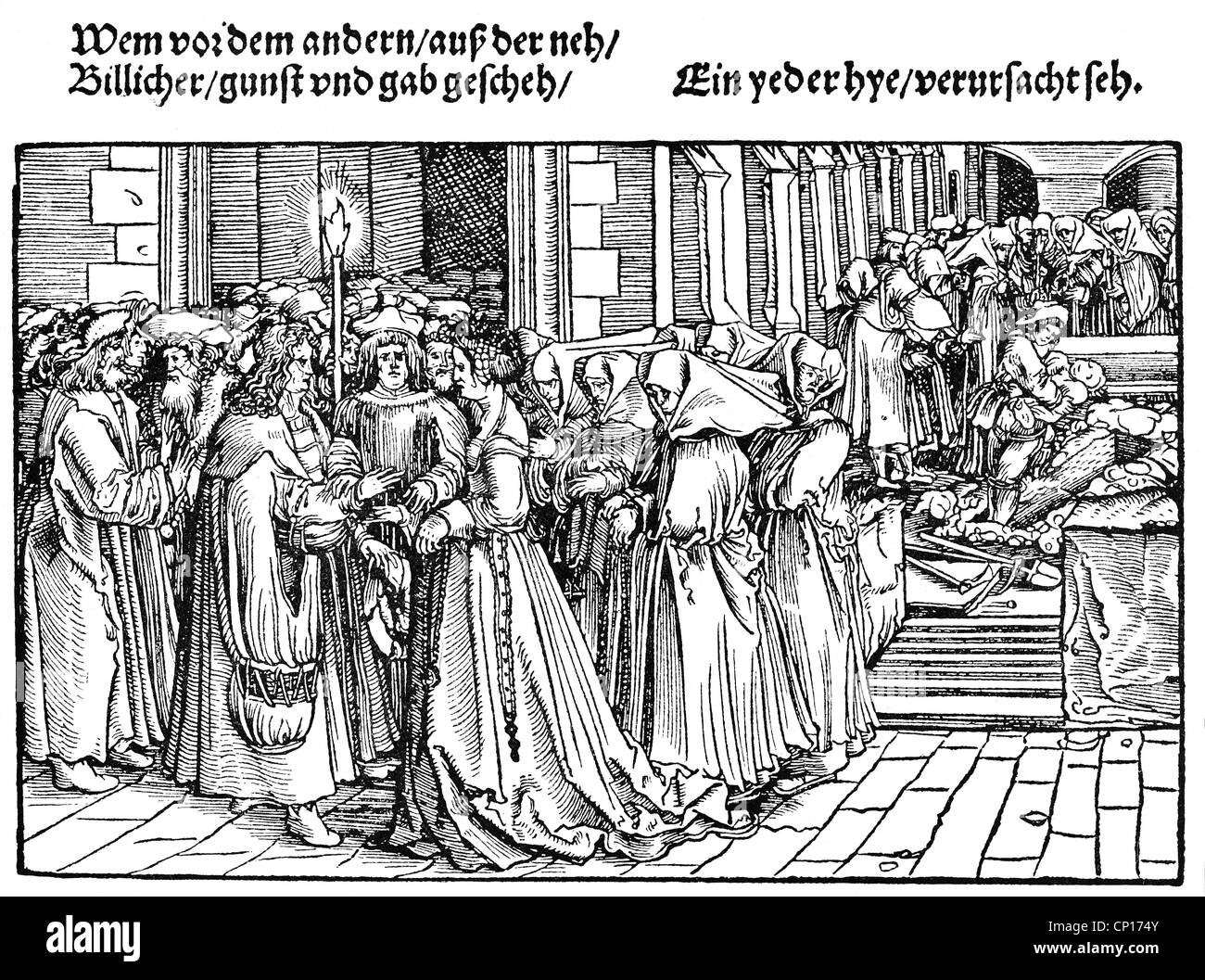 Marriage In The 16th Century