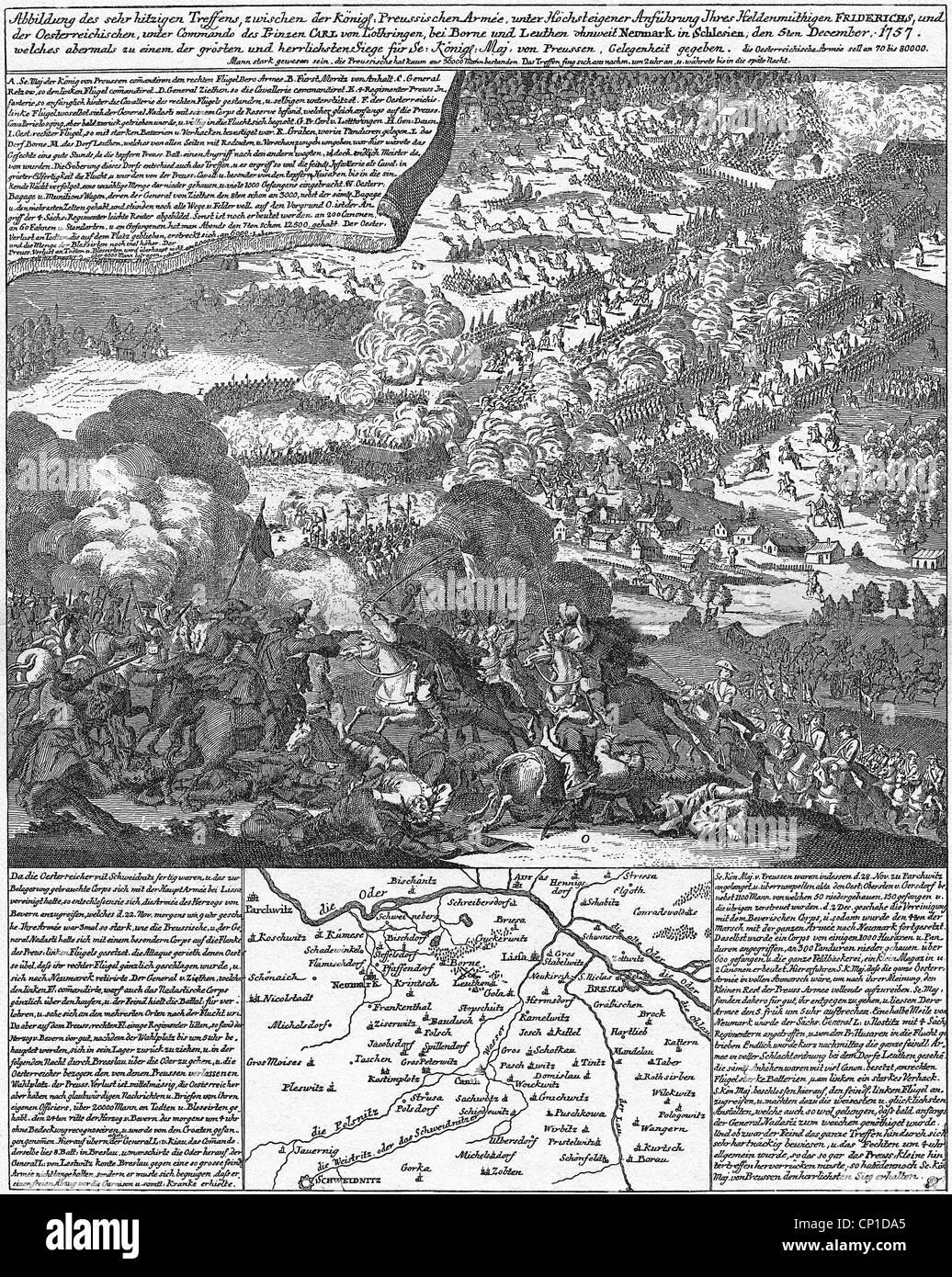 battle of leuthen