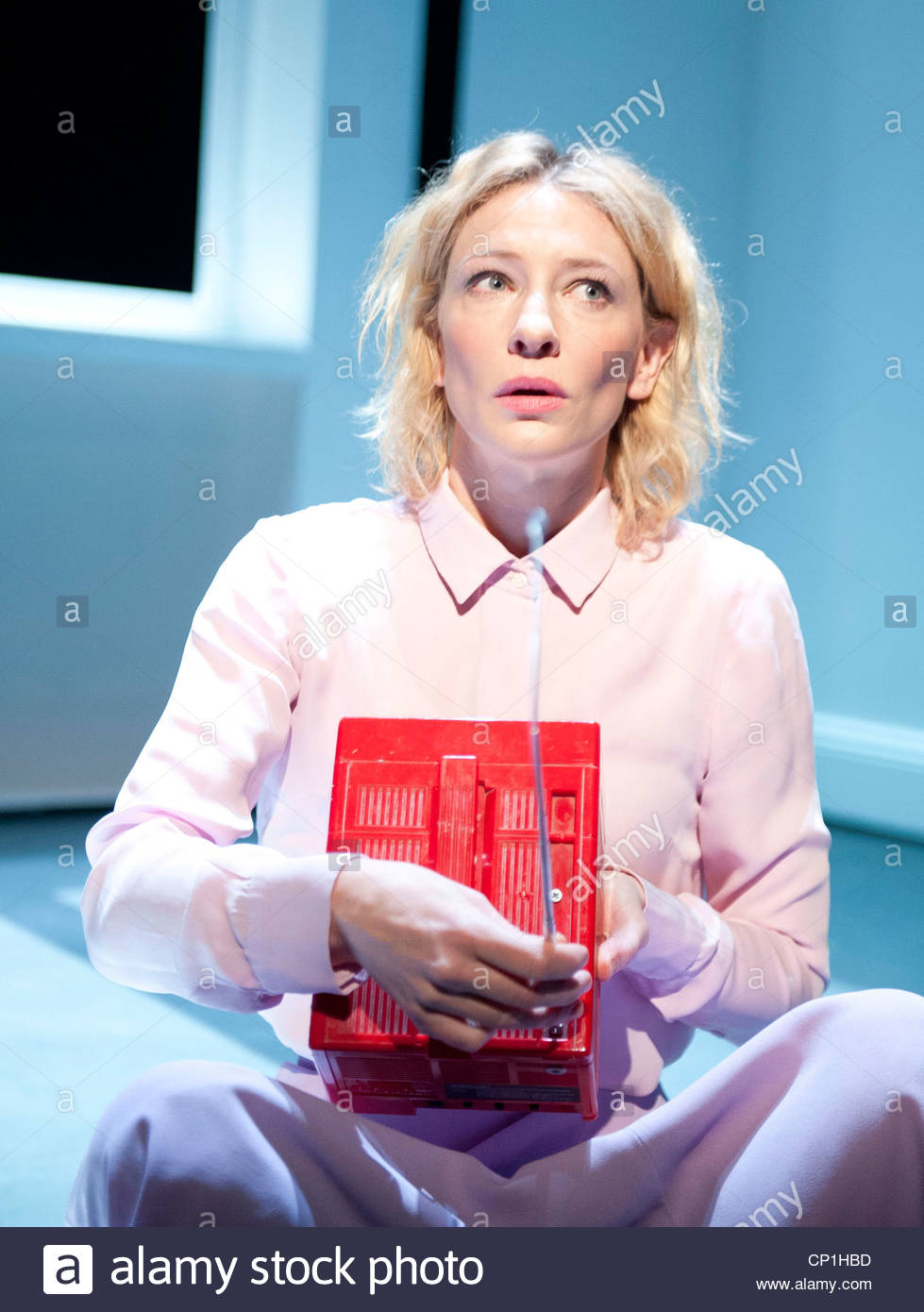 Big and Small ( Gross Und Klein) by Botho Strauss, A Sydney Theatre Company Production in a new English Language - Stock Image