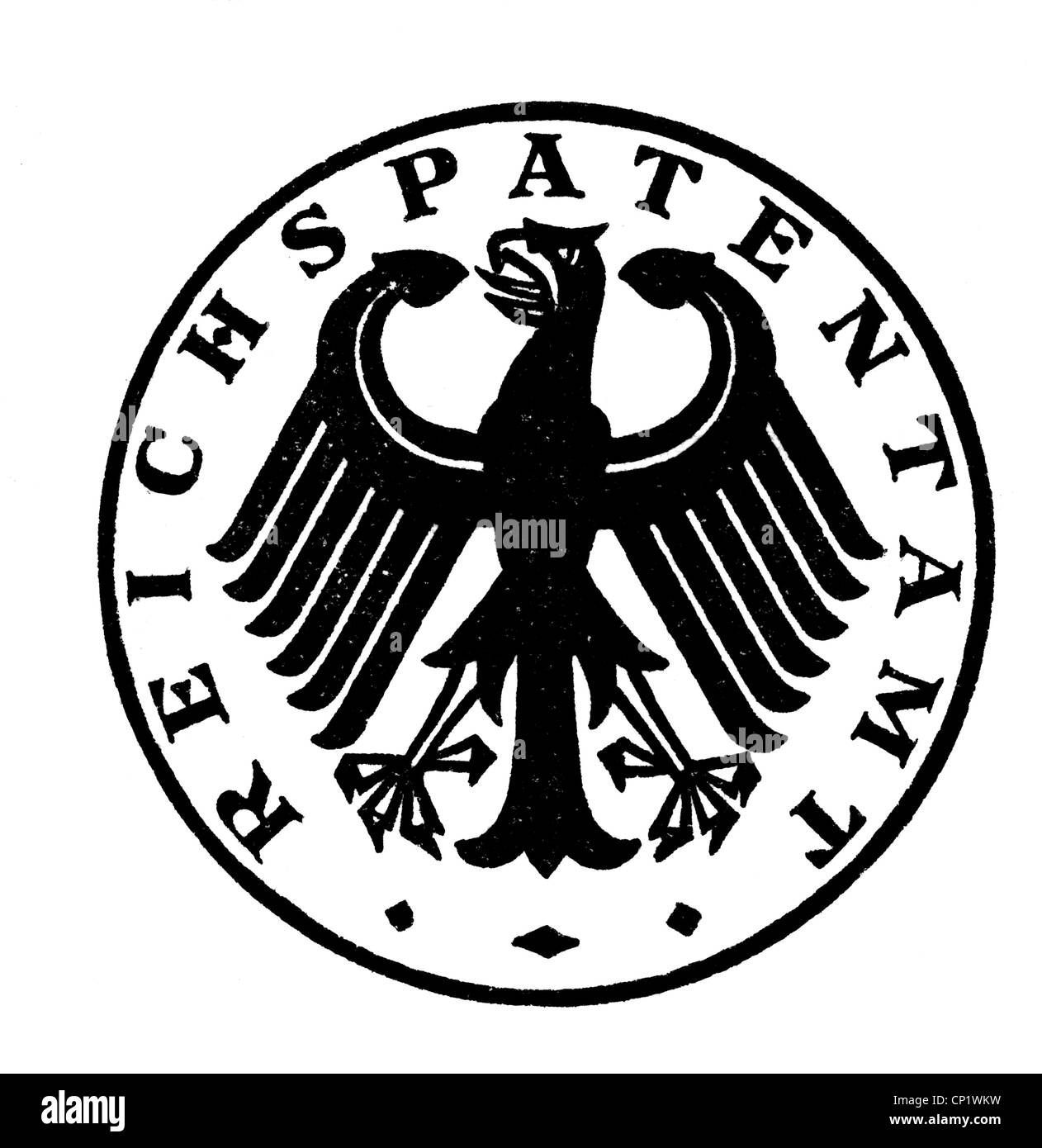 oval office carpet eagle. Heraldry, Seal, Reichspatentamt (Reich Patent Office), 1919 - 1945, Official Oval Office Carpet Eagle S