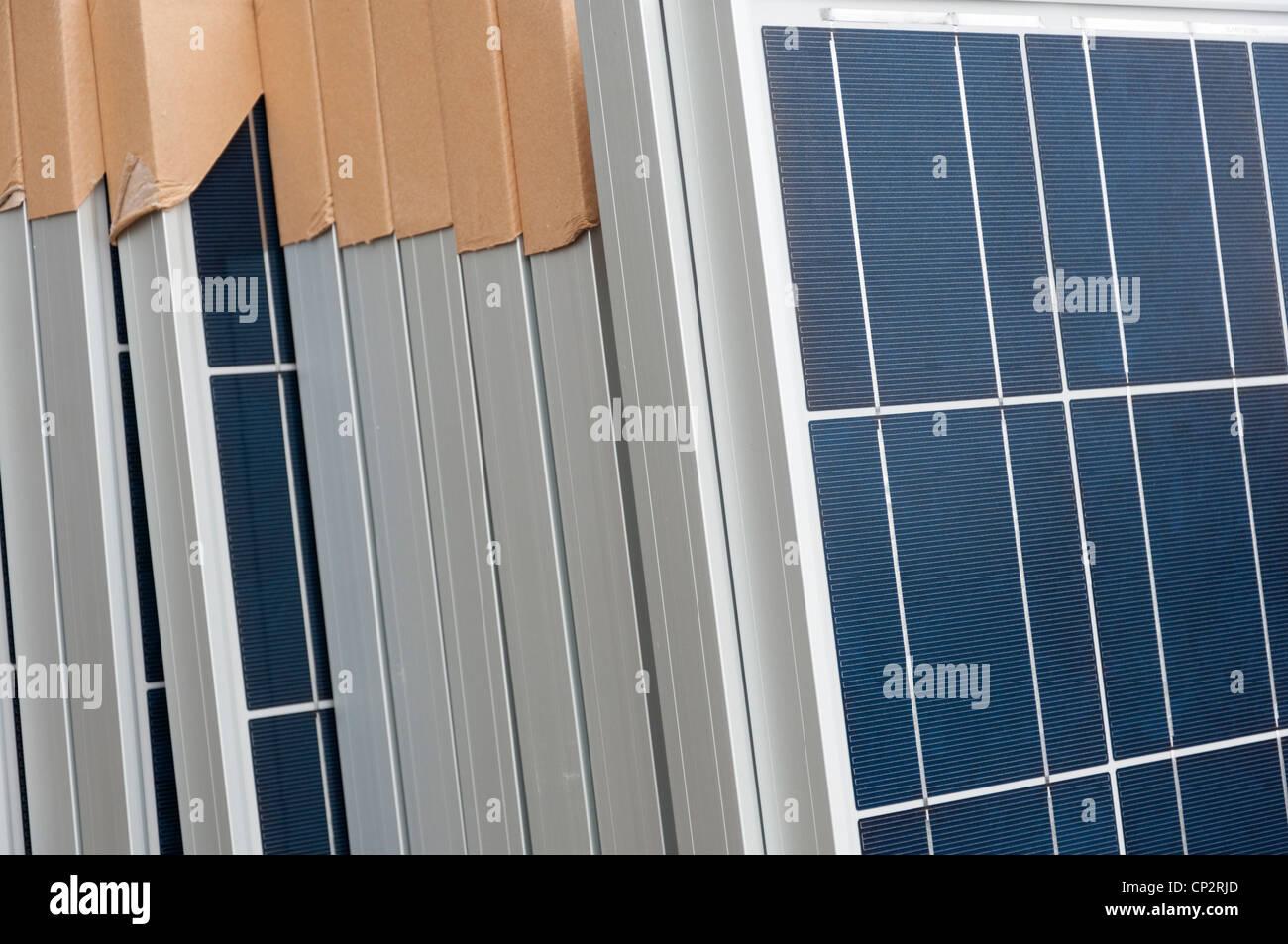 Solar Panel Home Uk Stock Photos & Solar Panel Home Uk Stock Images ...