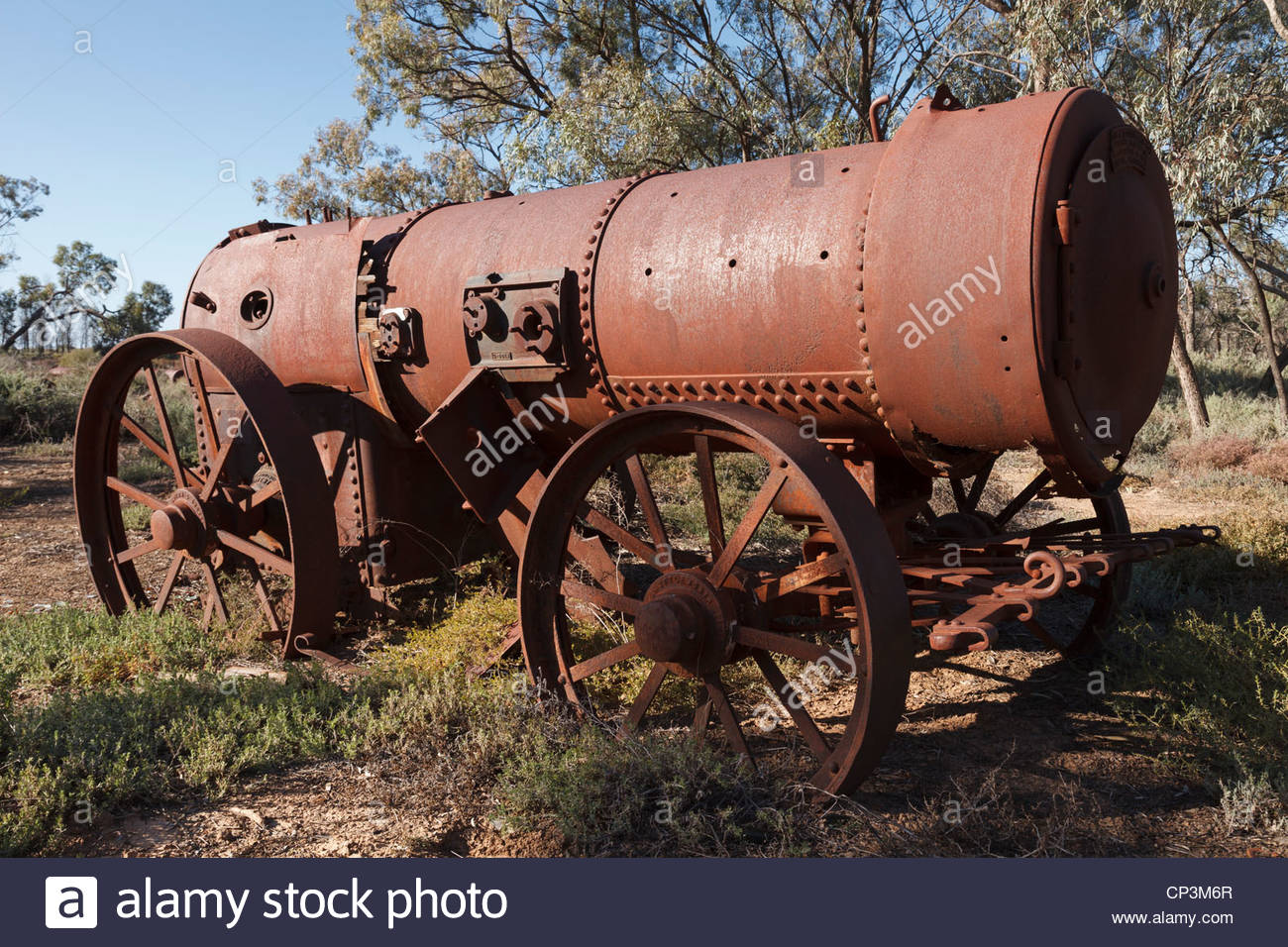 Very Old Steam Engine Stock Photos & Very Old Steam Engine