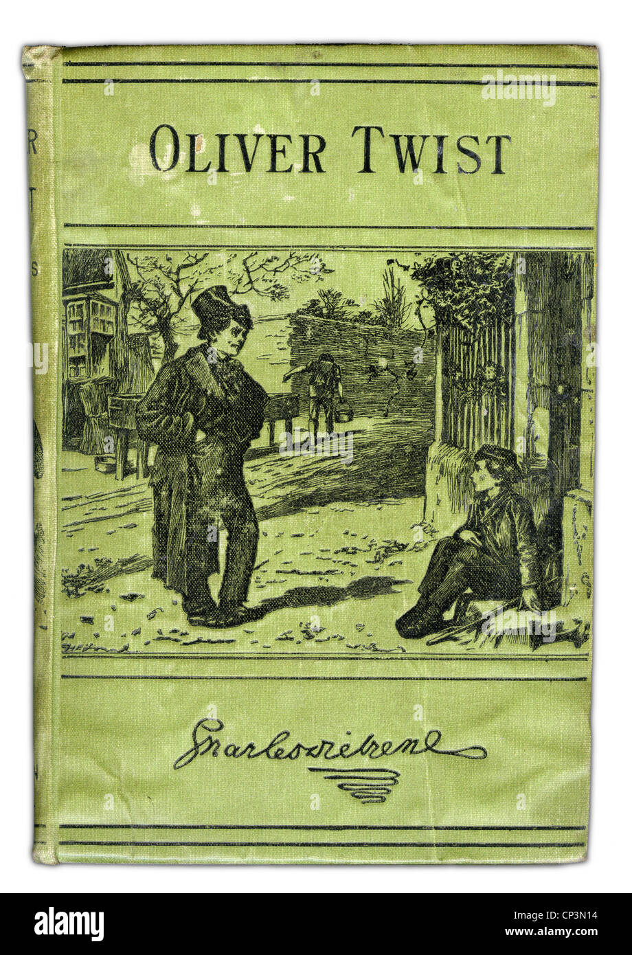 """books, Charles Dickens: """"The Adventures of Oliver Twist"""", (1838 ..."""