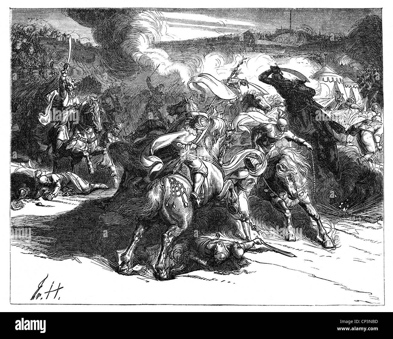 events, Great Turkish War 1683 - 1699, Battle of Vienna
