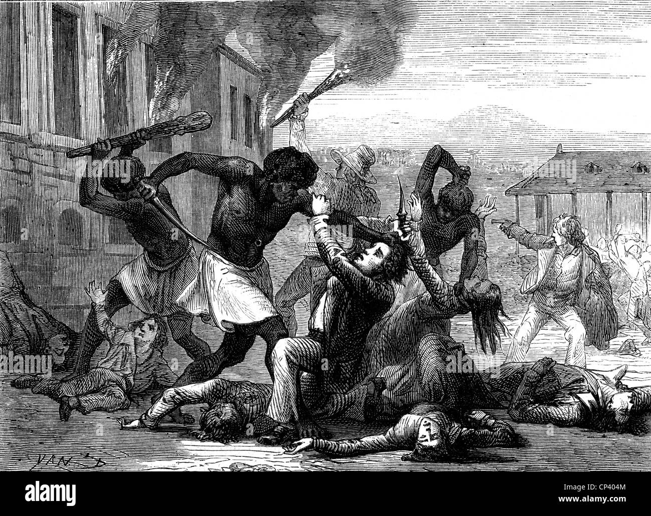 events, Haitian Revolution 1791 - 1804, Additional-Rights-Clearences-NA