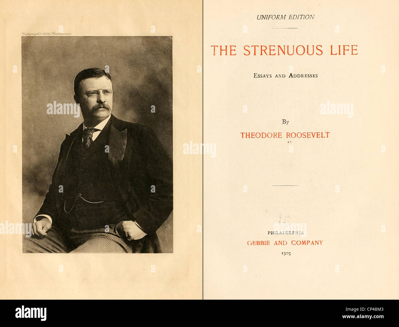 a review of the life and administration of woodrow wilson and theodore roosevelt Book review: 'theodore and woodrow'  theodore roosevelt and woodrow wilson  prominently backing the creation of the food and drug administration and federal reserve the heavy hand of.