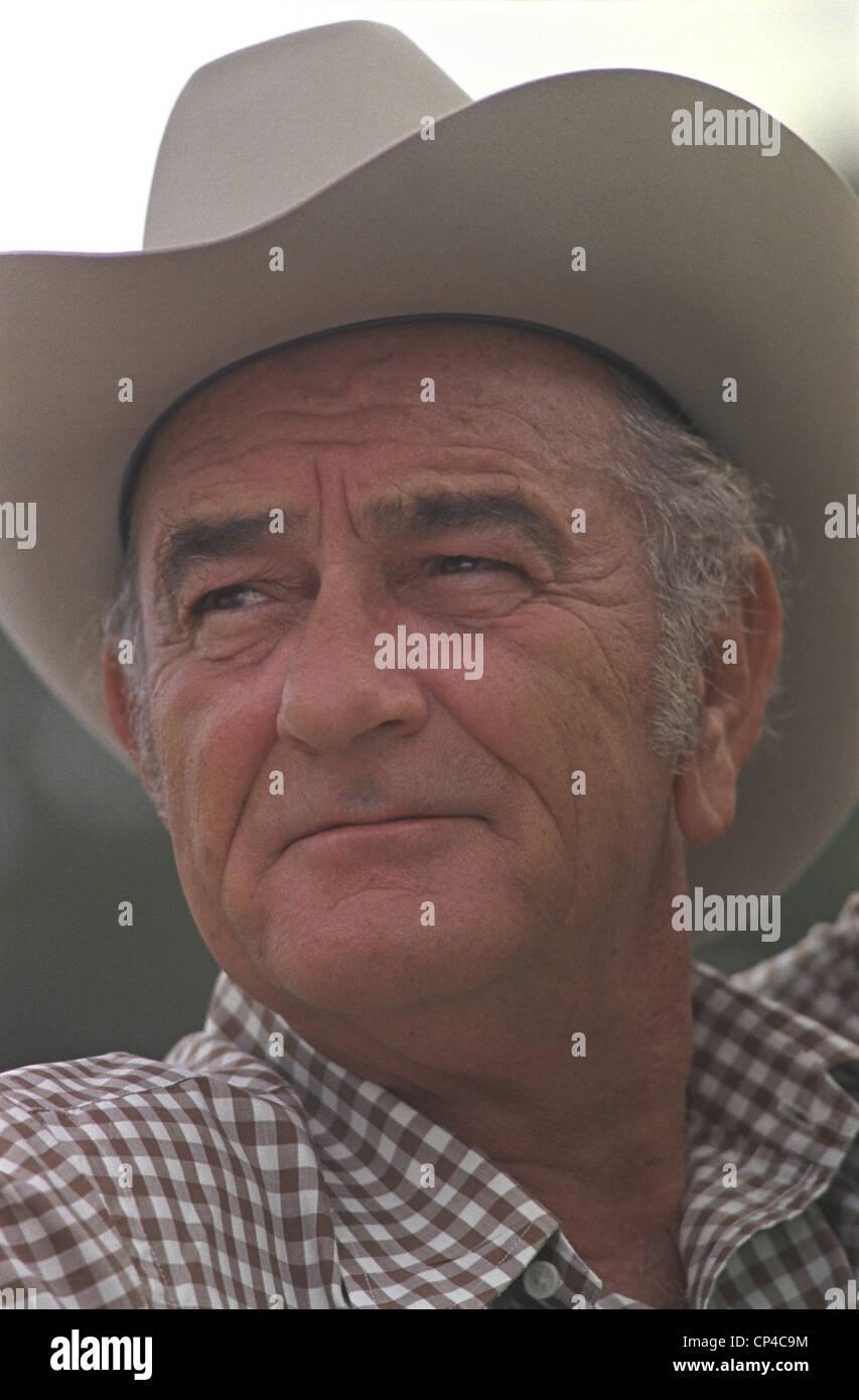 Former president lyndon johnson lbj ranch sept 18 1972 stock former president lyndon johnson lbj ranch sept 18 1972 publicscrutiny Image collections