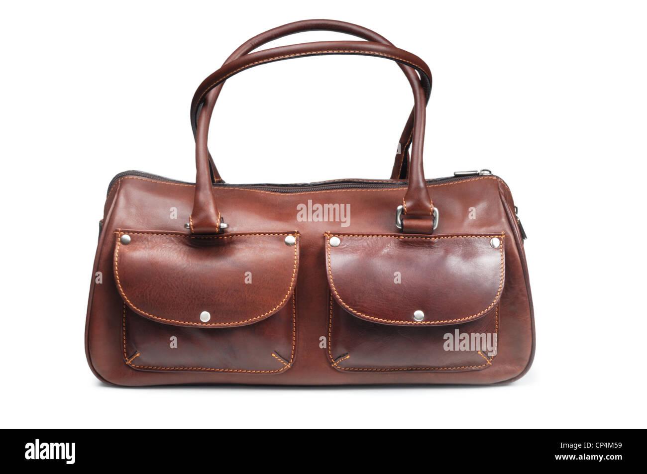 Handbag - John Gollop - Stock Image