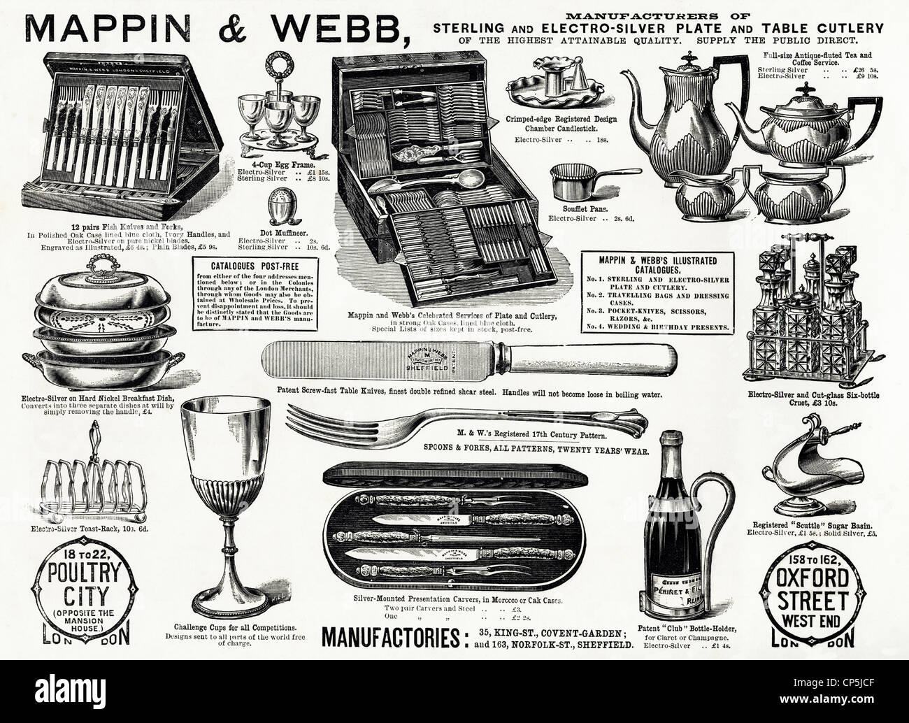 Mappin og Webb dating
