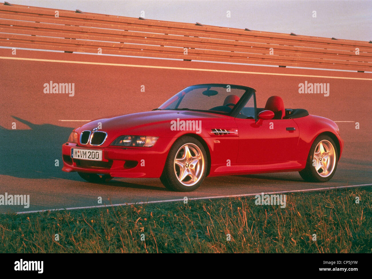 Cars, Germany XX century - BMW Roadster. Years 1996-2002 - Stock Image
