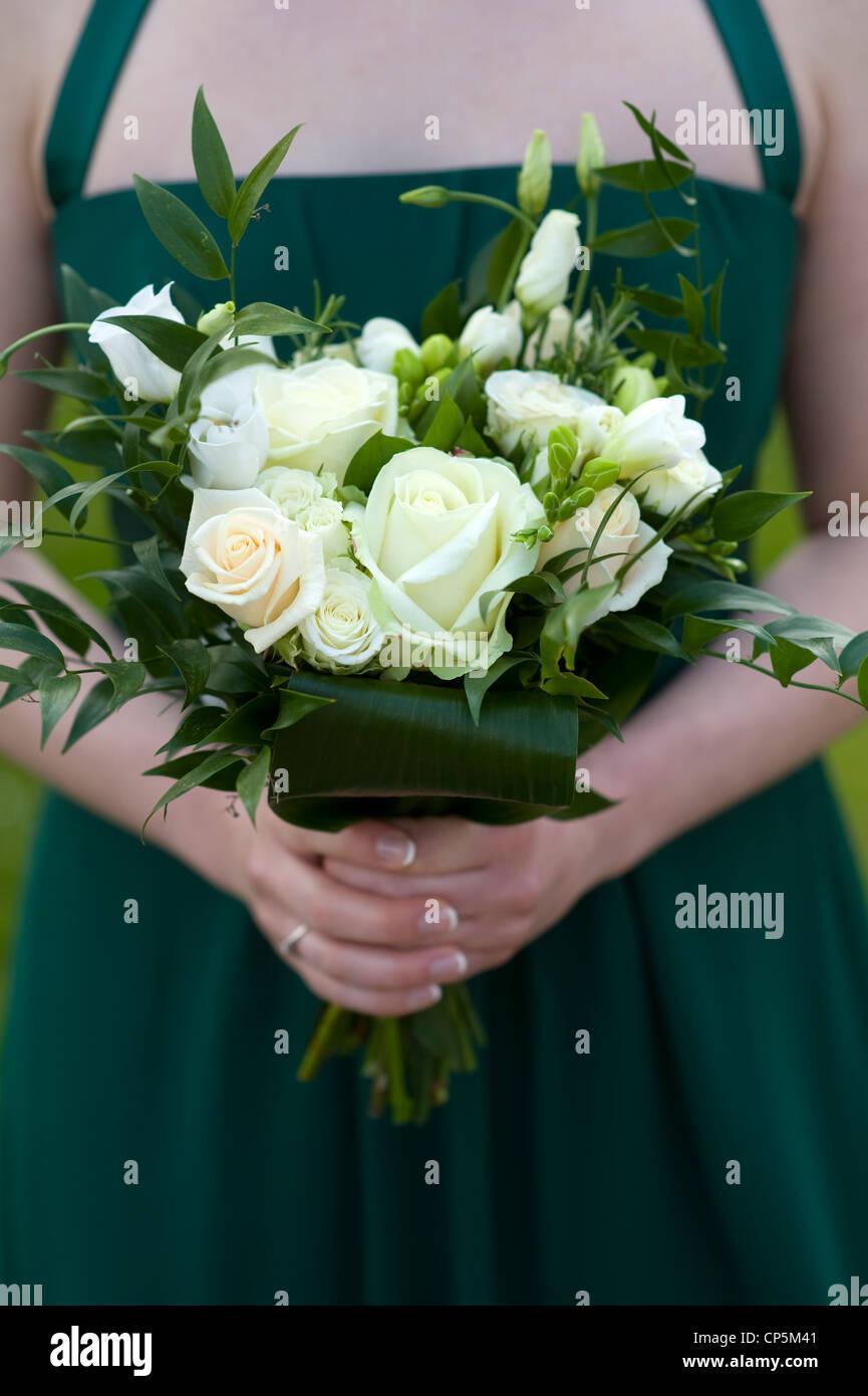 Bridesmaid Flowers Stock Photos Bridesmaid Flowers Stock Images