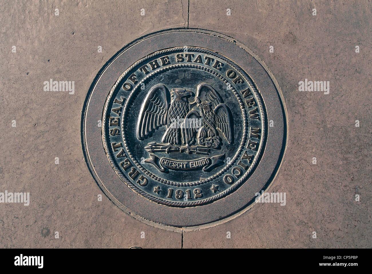 United States of America - Colorado - Four Corners  Coat of