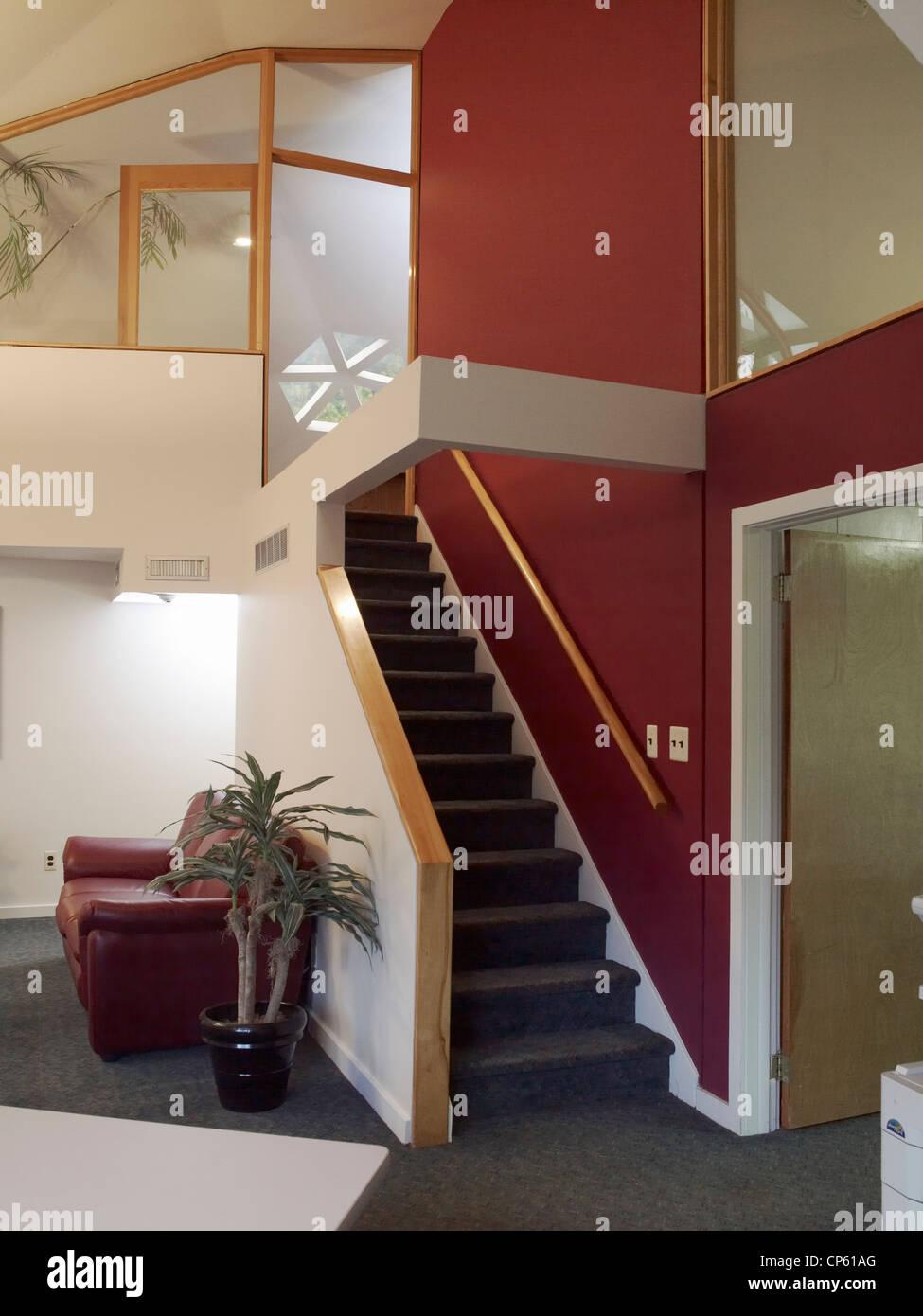 Geometric Dome Home Interior Stock Photo: 48075960 - Alamy