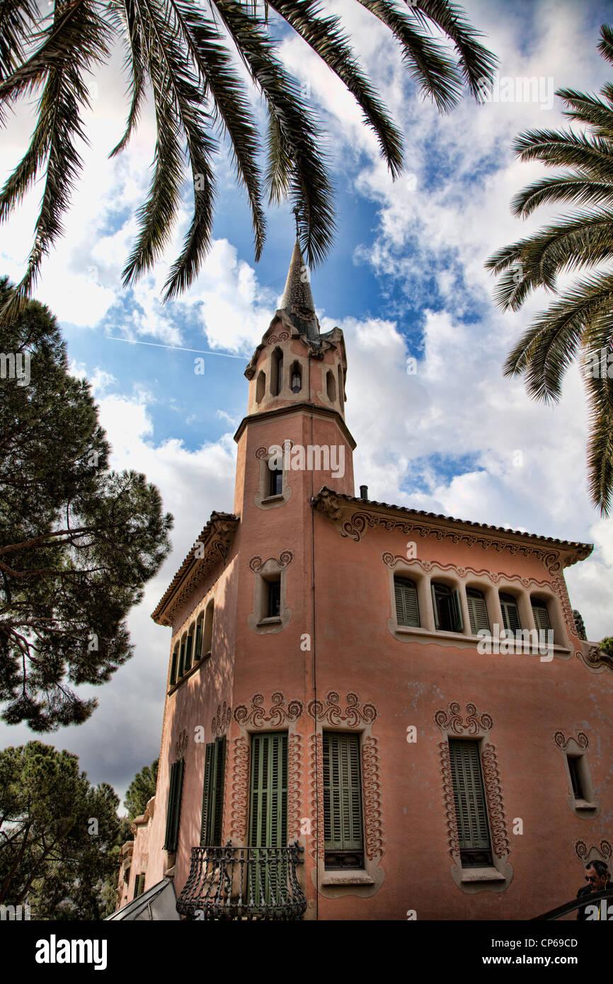 9a084a1fff The Gaudi House Museum
