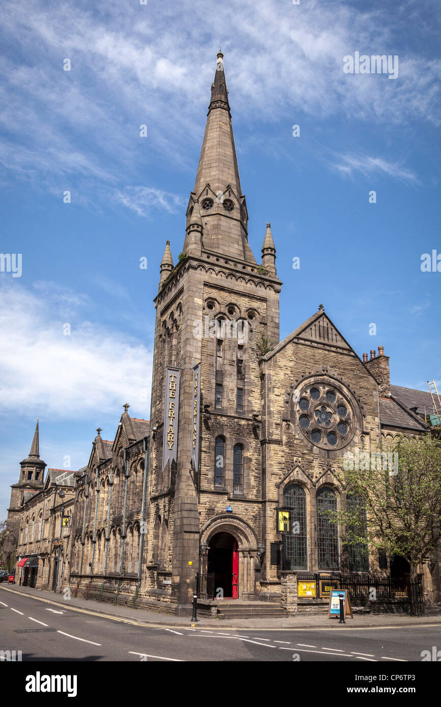Lancaster. The Friary in Lancaster is an 18th century converted church and part of the Scream pubs chain. - Stock Image