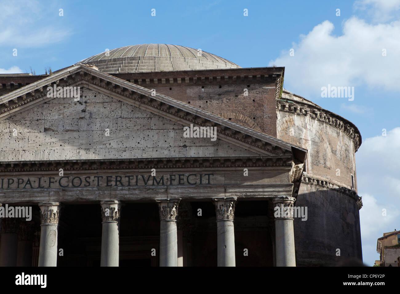 Pantheon Rome Stock Photos & Pantheon Rome Stock Images