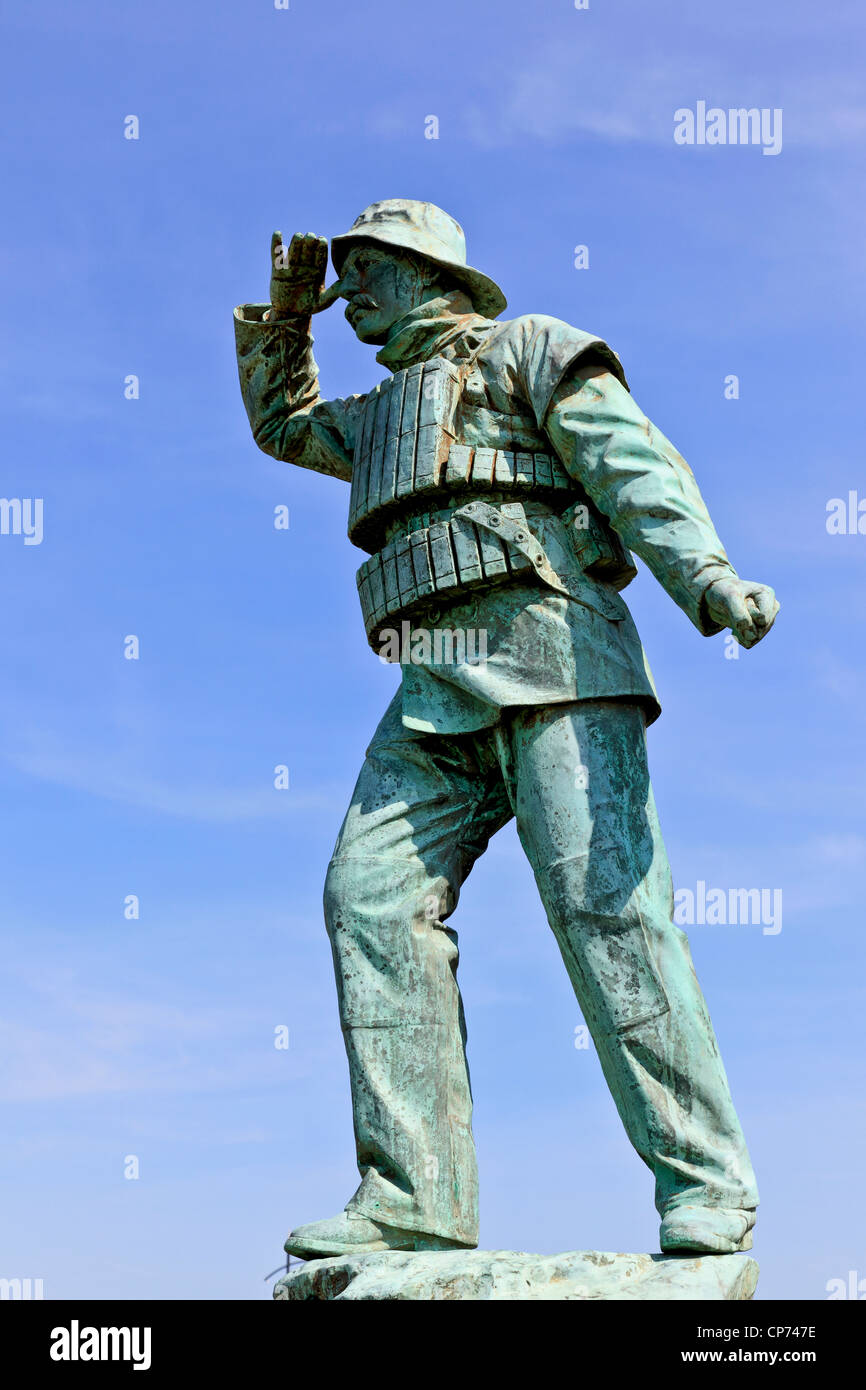 3864. Sailors Memorial, Margate, Kent, UK - Stock Image