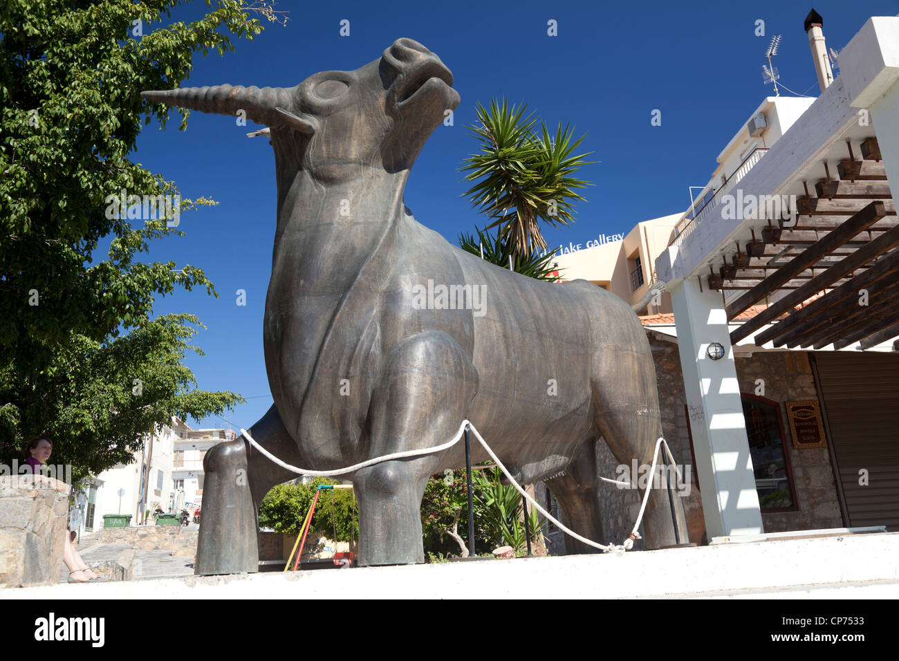 Zeus Bull Bull Zeus Stock Photos...