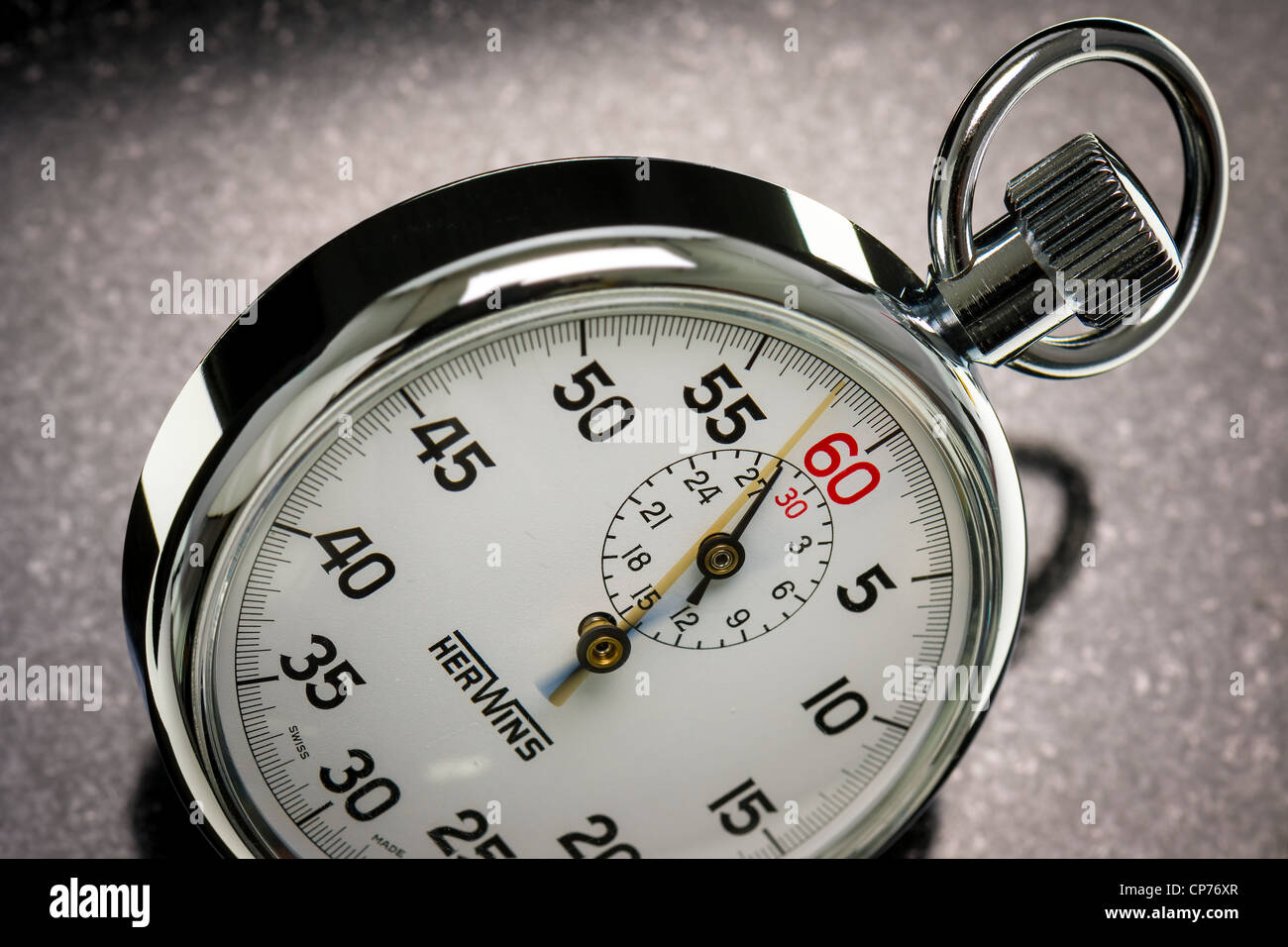 Sixty Seconds - Stock Image