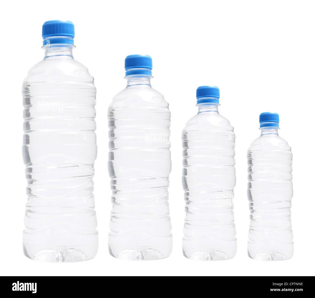Bottles of Water - Stock Image