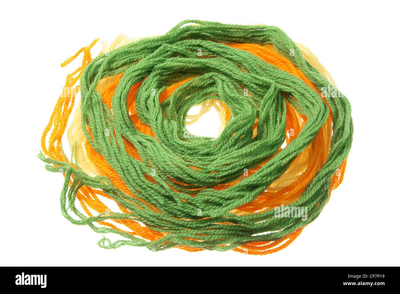 Yarn - Stock Image