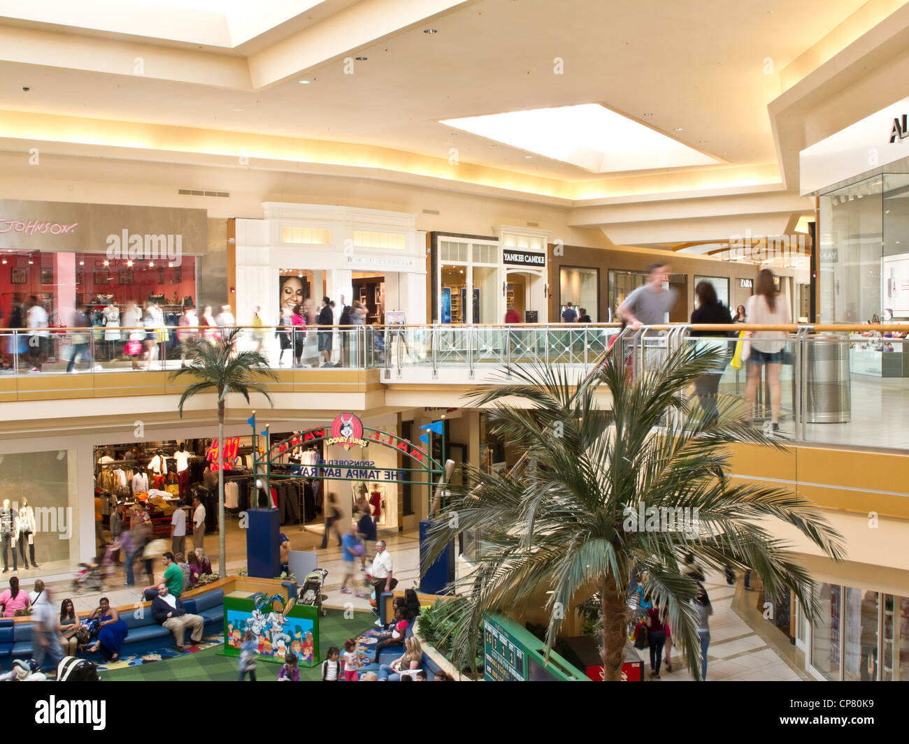 c2f7a37a84cae Tampa Bay Shopping Mall Stock Photos   Tampa Bay Shopping Mall Stock ...