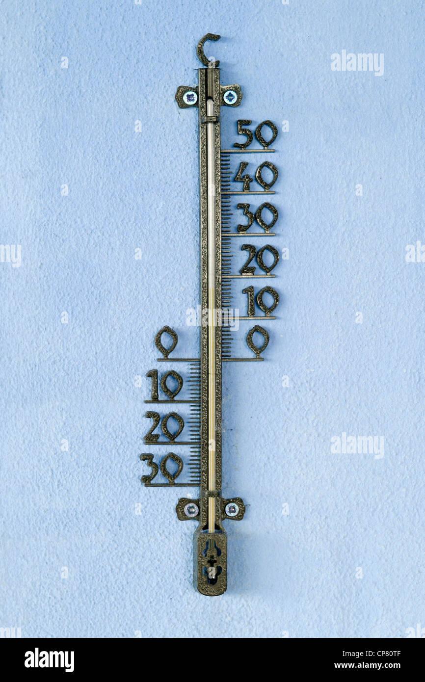 Temperature - Stock Image