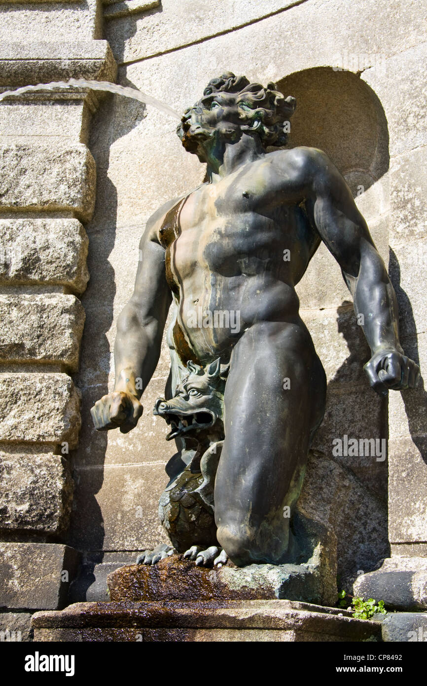 Greek God Statue High Resolution Stock Photography And Images Alamy