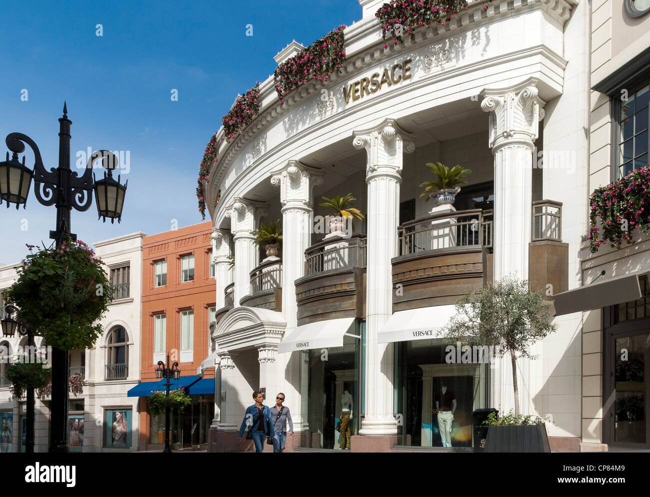 58447f0ef16 Rodeo Drive Beverly Hills Stock Photos   Rodeo Drive Beverly Hills ...