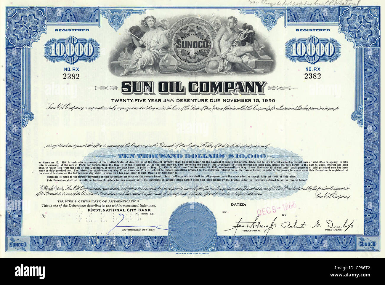Historical Stock Certificate Stock Photos Historical Stock