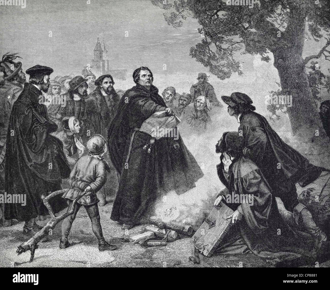 the courage of martin luther in fighting against the catholic church and the pope Get an answer for 'what did luther's ninety-five theses protest against' and poor church members when the pope had martin luther leave the catholic church.