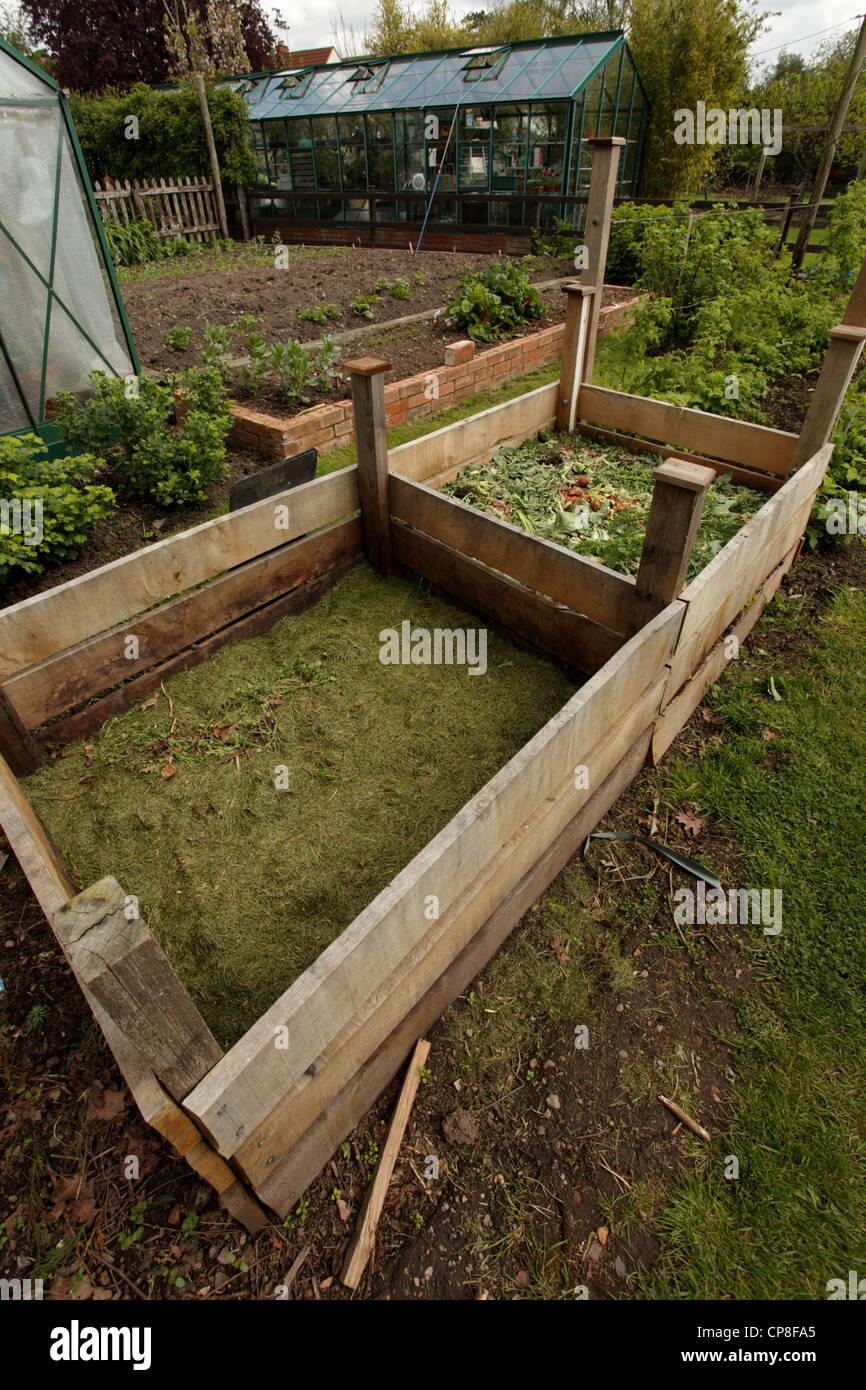 Composting The Garden Stock Photos & Composting The Garden Stock ...