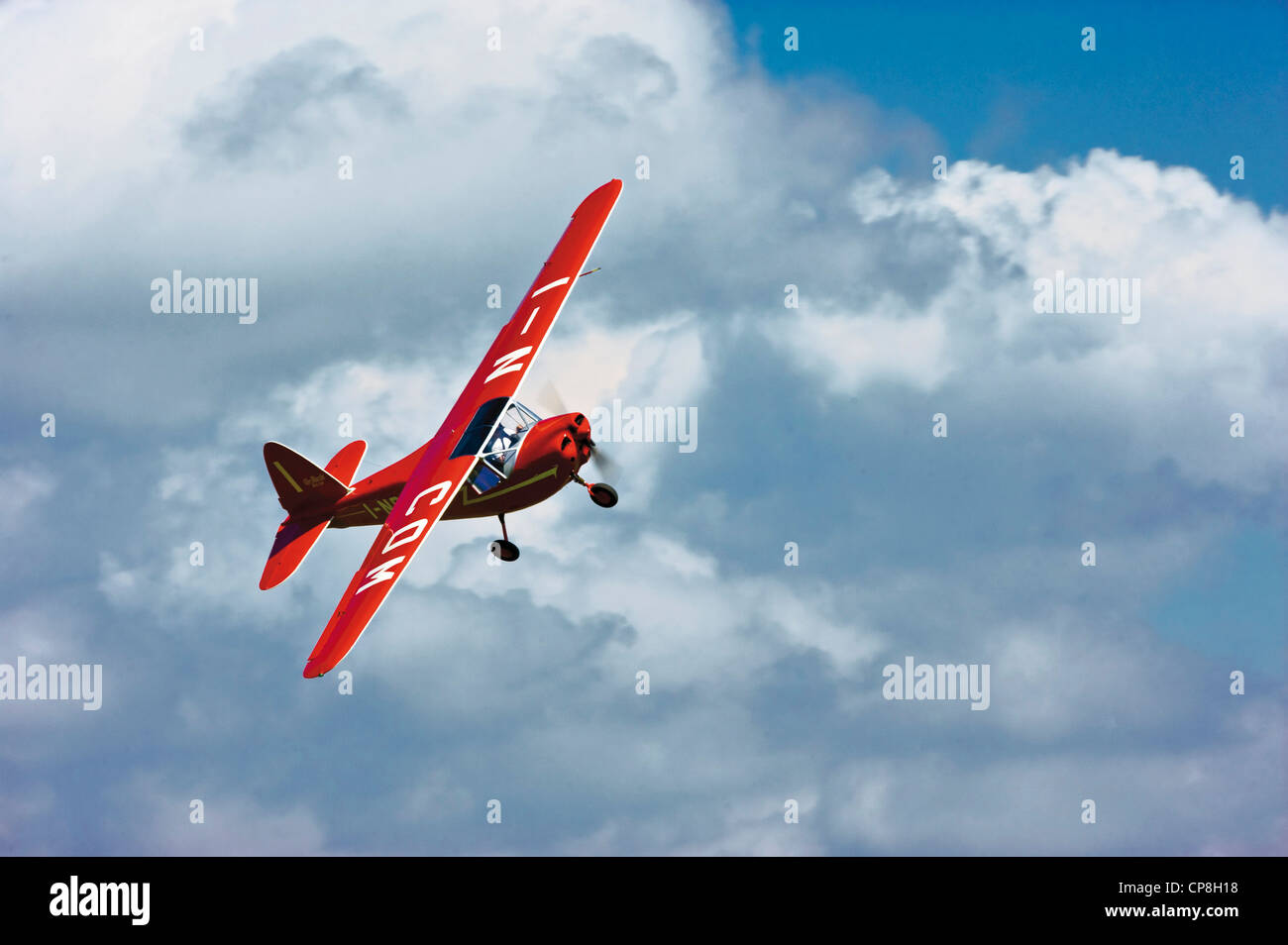 Europe Italy Piedmont Turin  Word Air Games 2009 Planes in flight - Stock Image
