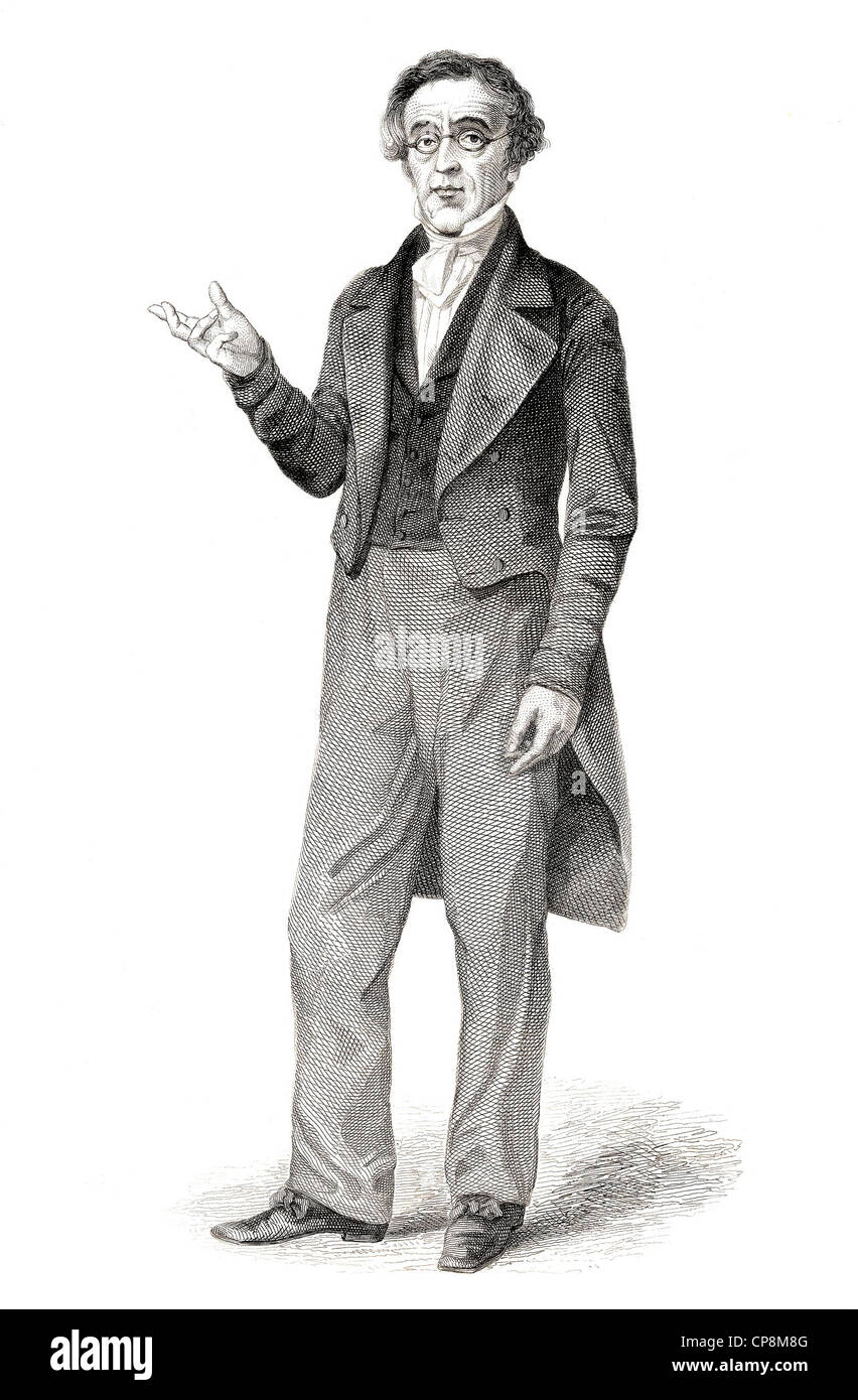 Fénelon Maximilien Lycurgue Farez, 1793 - 1869, member of the French National Assembly, France, 1848, Historischer - Stock Image