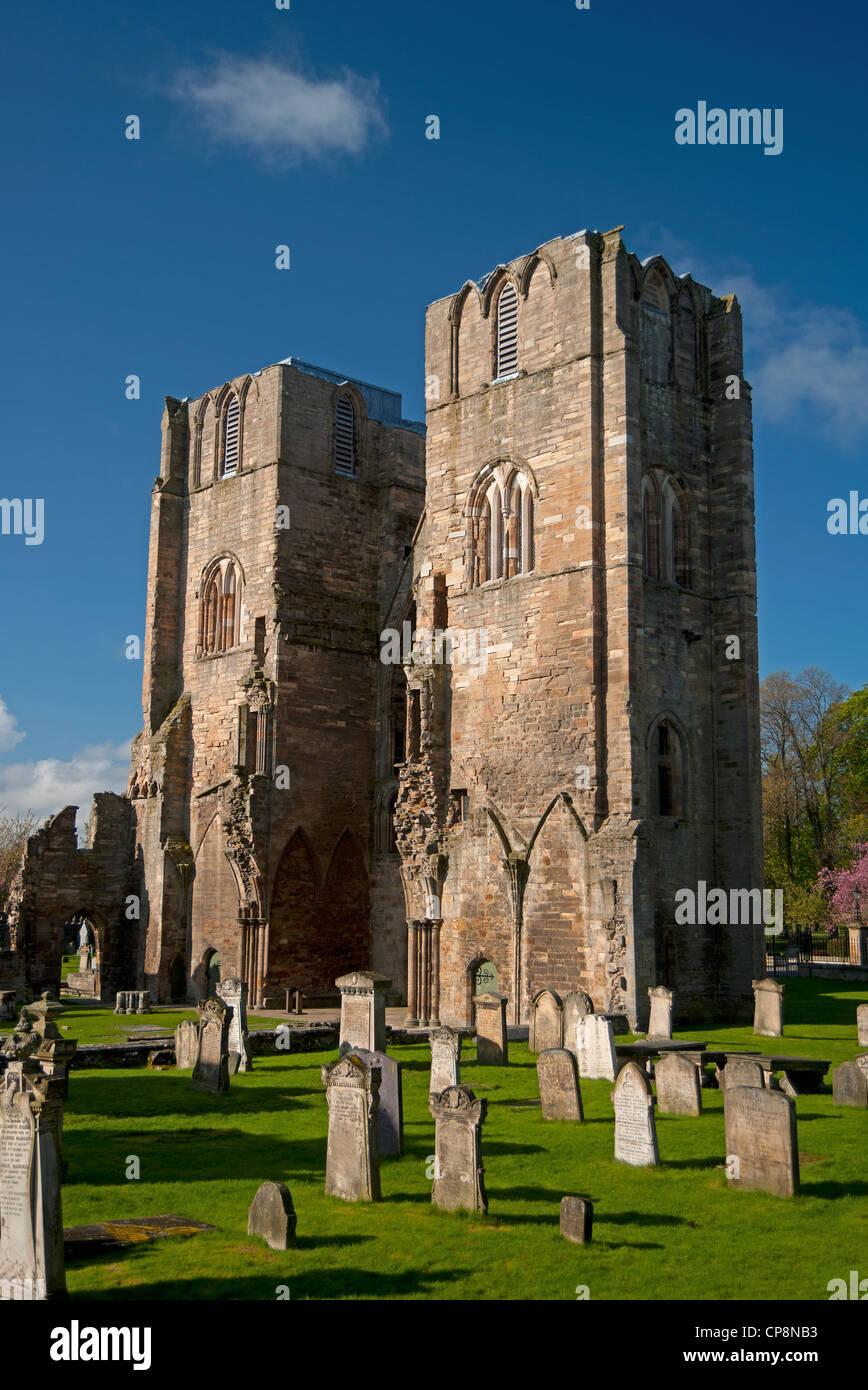 Elgin Cathedral, Moray, Grampian Region. Scotland.  SCO 8222 Stock Photo