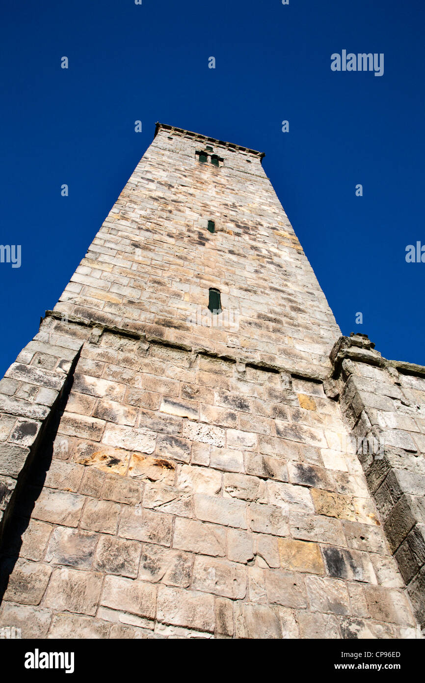 St Rules Tower St Andrews Fife Scotland - Stock Image