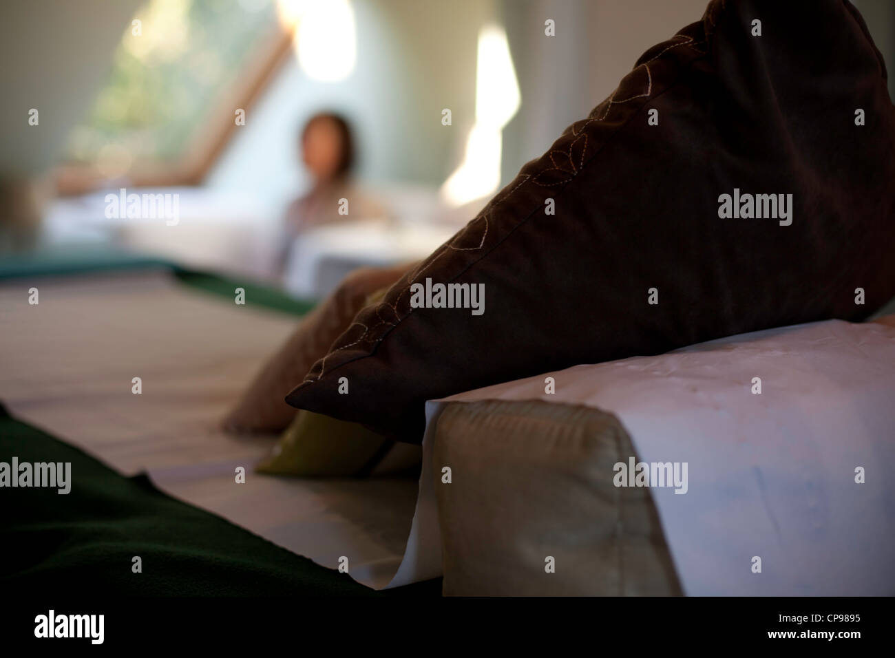 Treatment Room - Stock Image