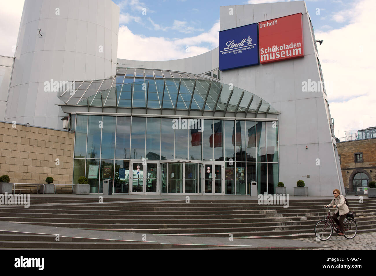 Chocolate Museum Cologne Germany Stock Photo 48153483 Alamy