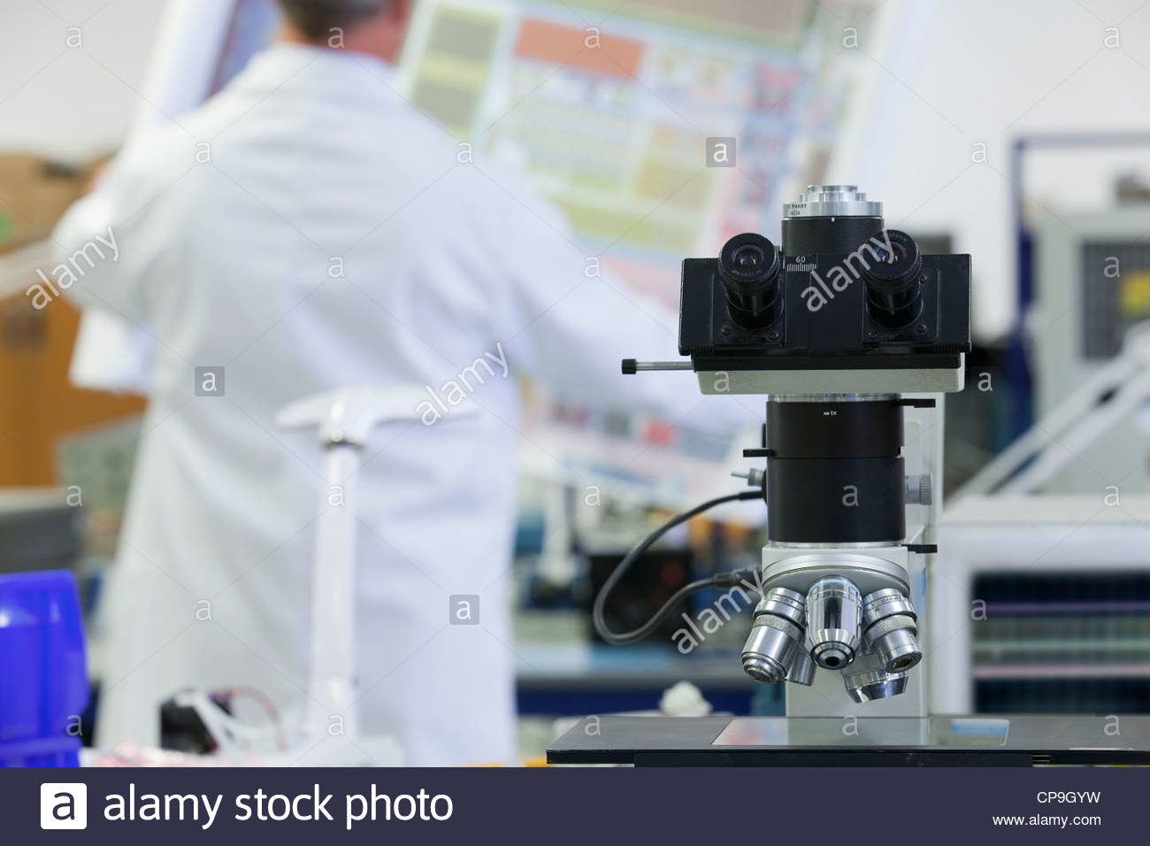 Circuit Diagram Stock Photos Images Alamy Led Light Organ Circuits Lab Engineer Examining In Laboratory With Telescope Foreground Image