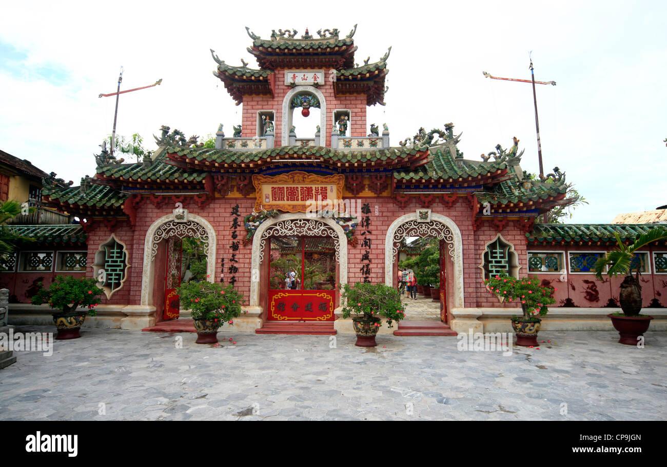 Hoi An, Unesco Weltkulturerbe, Vietnam, Asien - Stock Image